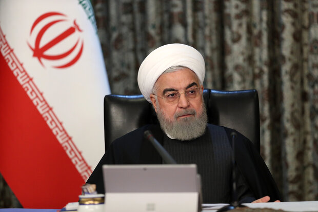 Shame on the president resorting to Bible to kill people: Rouhani