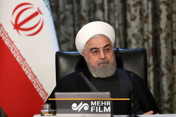 صدر روحانی نے پیداوار کی توسیع کےسال کو سب کے لئے بہرتین موقع قراردیدیا