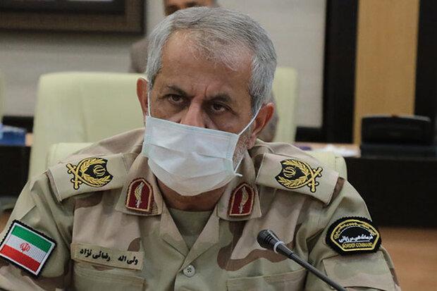 ۶۸ هزار لیتر سوخت قاچاق در آبهای بندر بوشهر کشف شد
