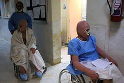 وضعیت مصدومان حوادث چهارشنبه آخر سال/۱۶۶ نفر قطع عضو شدند