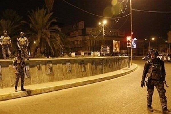 فرض حظر على التجوال في بغداد اعتبارا من مساء الثلاثاء