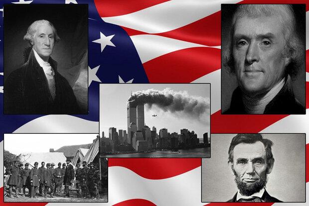چرا آمریکا خود را منجی جهان میداند؟/مردمی که از تاریخ میگریزند