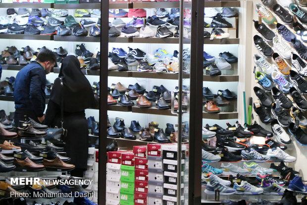 İran'da Nevruz Bayramı öncesi alışveriş heyecanı