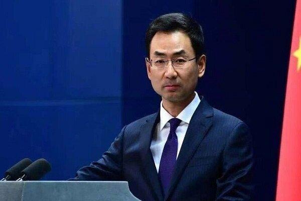 US sanctions hamper Iran's ability to fight coronavirus: Chinese FM spox