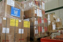 UNICEF dispatches 3rd consignment to Iran to fight coronavirus