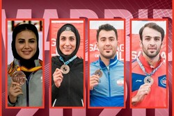 Iran karate secure four Olympic quotas after top-class event in Madrid canceled