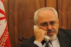 Zarif holds phone talks with Iraqi, Omani counterparts