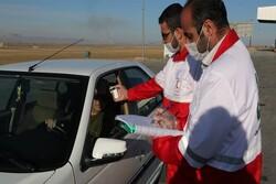 غربالگری ۹۸ هزار نفر در ورودیهای شهرستان کوهدشت