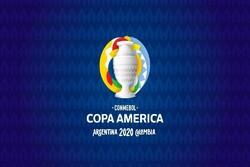رقابتهای فوتبال کوپا آمهریکا هم یک سال به تعویق افتاد