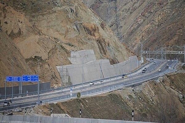 تعمیرات آزادراه تهران-شمال برای تعطیلات عید فطر متوقف شد