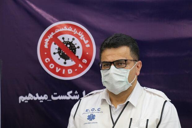 بهبودی ۵۸ بیمار مبتلا به کرونا در بوشهر/ تعداد مبتلایان ثابت ماند