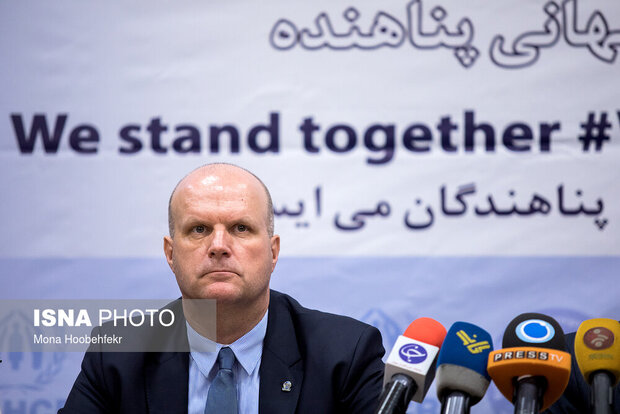 UNHCR 'fully mobilized' to help Iran contain COVID-19