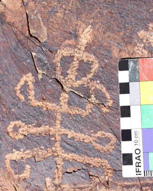 'Mantis-man' describes puzzling petroglyph found in Iran
