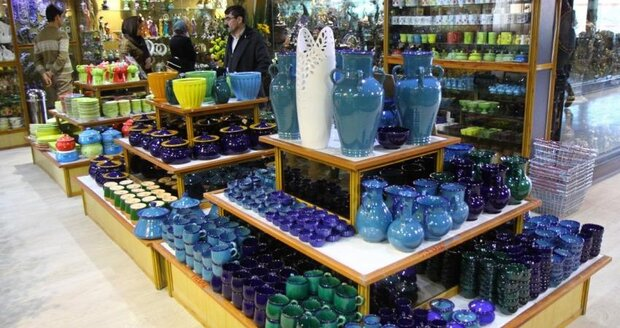 Tehran province exports over $73m of handicrafts in year
