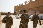 التحالف الأميركي يعلن تسليم قاعدة الحبانية للأمن العراقي