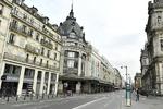 VIDEO: Paris almost deserted amid COVID-19 lockdown