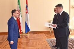 Croatian president voices solidarity with Iran amid coronavirus
