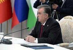 Tajikistan's president felicitates Pres. Rouhani on Nowruz