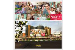 دیوارنگاره میدان ولیعصر (عج) بهاری شد