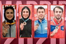 ۴ سهمیه المپیک برای کاراته ایران/تعویق رقابتهای انتخابی در فرانسه