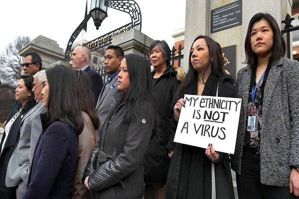 Coronavirus spreads anti-East Asian racism