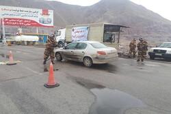 تردد در آزادراه زنجان-تبریز  کنترل می شود