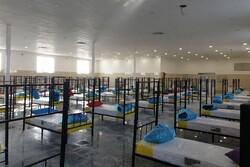 آماده سازی ۸۰۰ تخت پشتیبان ویژه کرونا در جنوب سیستان و بلوچستان