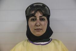 """مختبر تخصصي لفحص عينات """"كورونا"""" في مدينة الاهواز"""