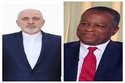 ايران ونيجيريا تبحثان الحظر الاميركي في عرقلة جهود مكافحة تفشي كورونا