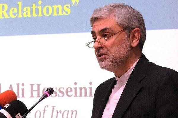 على قادة المنطقةوالعالم ان يقولوا لا للحظر الأمريكي على إيران