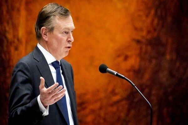وزیر بهداشت هلند استعفا داد