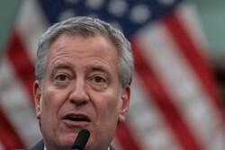 درخواست شهردار نیویورک از ترامپ برای بسیج کامل ارتش آمریکا