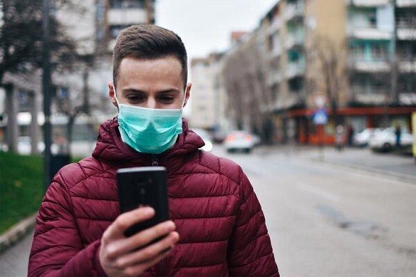 جلوگیری از شیوع کرونا با استفاده از اطلاعات موقعیت مکانی موبایل