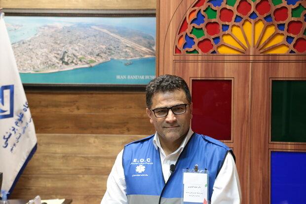 افزوده شدن ۷ نفر به مبتلایان کرونا در بوشهر/ بهبودی ۵۲ بیمار