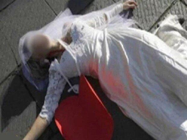 دلہا نے دلہن کو رخصتی کے دن دسویں منزل سے گرا کر ہلاک کردیا