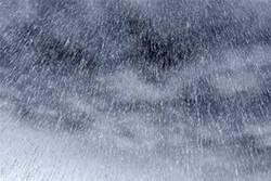 Hemedan'da ilkbaharda kar sürprizi!