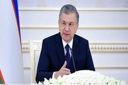 Uzbekistan's president felicitates Rouhani on Nowruz