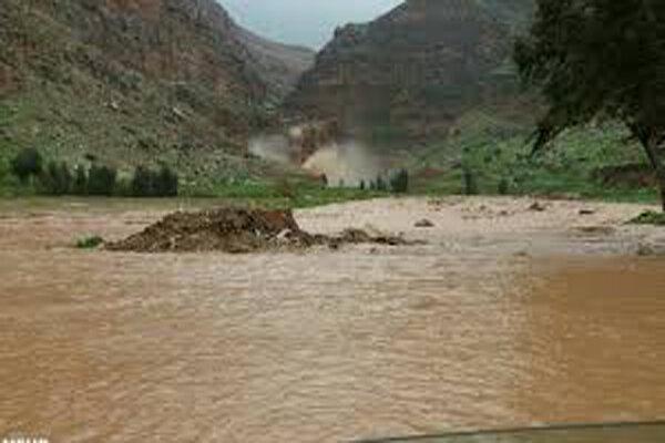 خسارت 23 میلیاردی سیل به زیرساخت ها و منازل گله دار