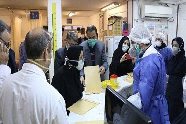 Iran reports 35,408 Covid-19 cases, 2,517 deaths