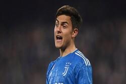 Juventus'un Arjantinli yıldızı kovid- 19'a yakalandı