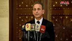 العقوبات الامريكية والاوروبية تعيق جهود القطاع الصحي السوري في مكافحة كورونا