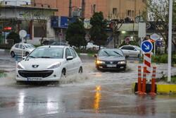 افزایش ۵۰ درصدی میزان بارشهای منطقه کاشان