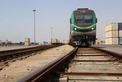 حمل و نقل ریلی در بندرشهید رجایی ۷۵ درصد افزایش یافت