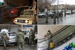 گروههای جهادی در خط مقدم مقابله با کرونا/ همه در تبریز پای کارند