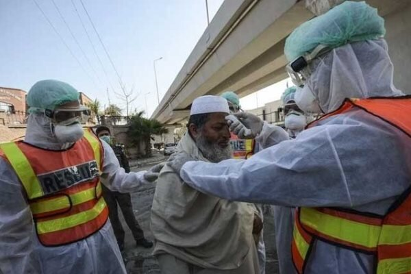 پاکستان میں کورونا وائرس میں مبتلا افراد کی تعداد 1190 تک پہنچ گئی