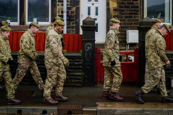 افغانستان میں برطانوی فوج کے مترجمین کی برطانوی شہریت کے لئے درخواست
