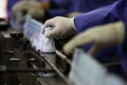 تولید بیش از ۲.۵میلیون لیتر مواد ضد عفونی کننده در آذربایجان غربی