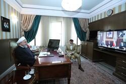 روحاني يعلن استمرار إغلاق جميع المراكز وتعليق الإجتماعات