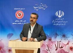 عدد إصابات كورونا في ايران يبلغ الى 35 الف و408 شخص