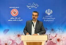 عدد وفيات كورونا في ايران يبلغ 2757 والمتعافين 13911 شخص